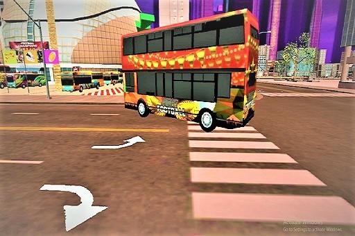بازی شبیهسازی آنلاین رانندگی اتوبوس