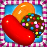 بازی آنلاین Candy Crush Saga