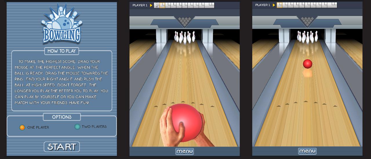 Image بازی ورزشی جدید بولینگ اندروید