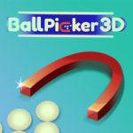 بازی سرگرم کننده توپ جمع کن