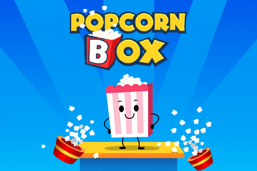 Image بازی انلاین جدید  Popcorn Box