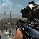 بازی آنلاین جنگی تک تیرانداز