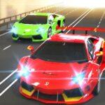 بازی آنلاین رانندگی Supercar Racing