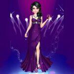 بازی دخترانه انتخاب لباس پرنسسهای پر زرق و برق