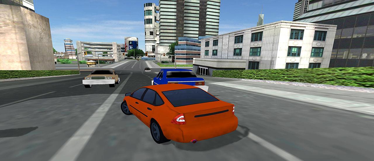Image بازی آنلاین شبیه سازی رانندگی در شهر