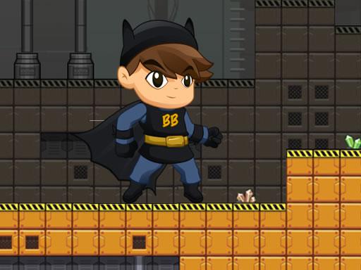 بازی آنلاین ماجراجویی Battboy Adventure