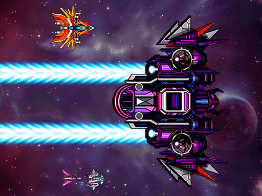 Image بازی جنگی  Galaxy Fleet Time Travel