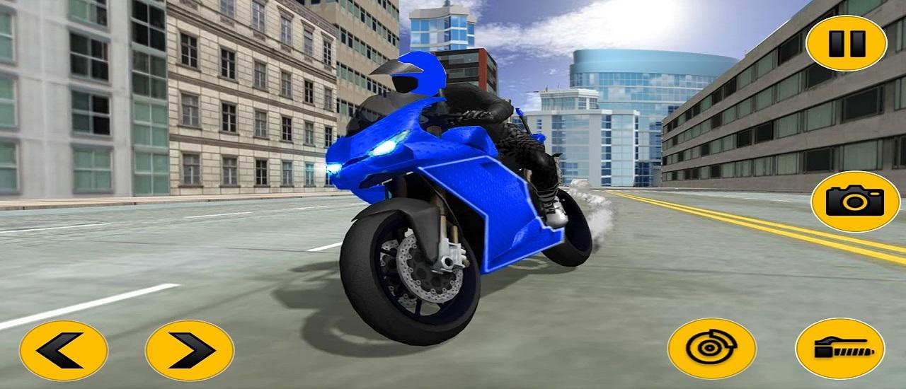 Image بازی مسابقات موتور سواری 2020 آنلاین