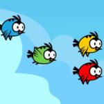 بازی سرگرم کننده پرنده های دیوانه