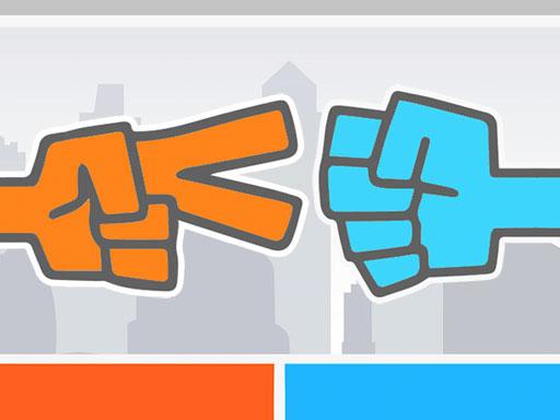 بازی سنگ کاغذ قیچی آنلاین ۲