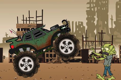 Image بازی آنلاین Apocalypse Truck