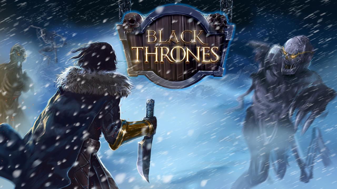 Image بازی جنگی Black Thrones