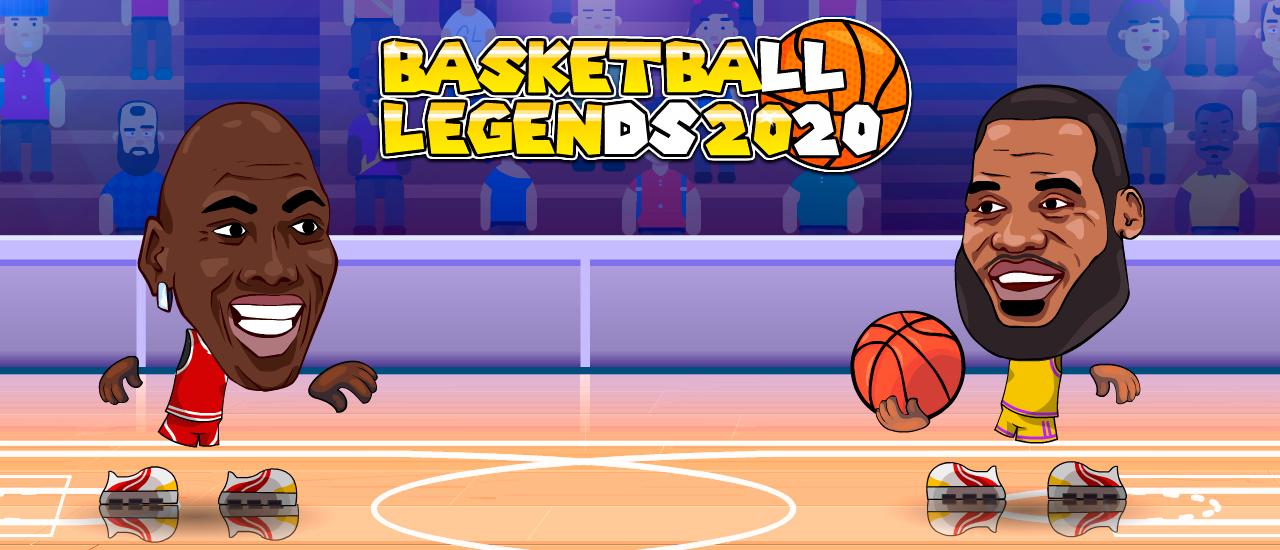 Image بازی آنلاین بسکتبال Basketball Legends 2020