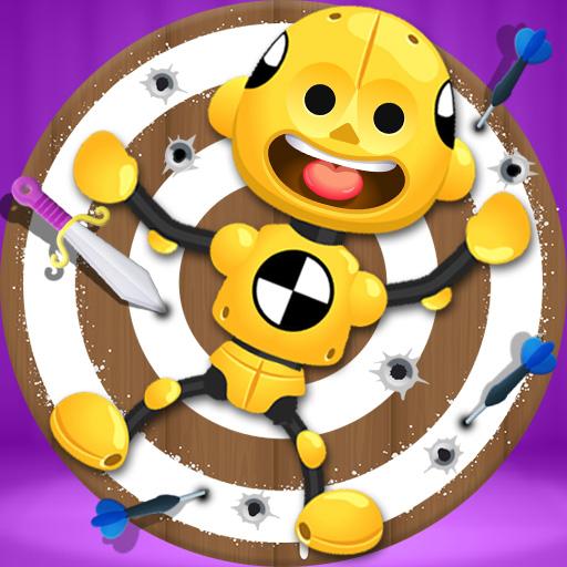 بازی آنلاین سرگرم کننده Whack the Dummy