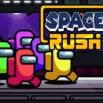 بازی فوق العاده Space Rush
