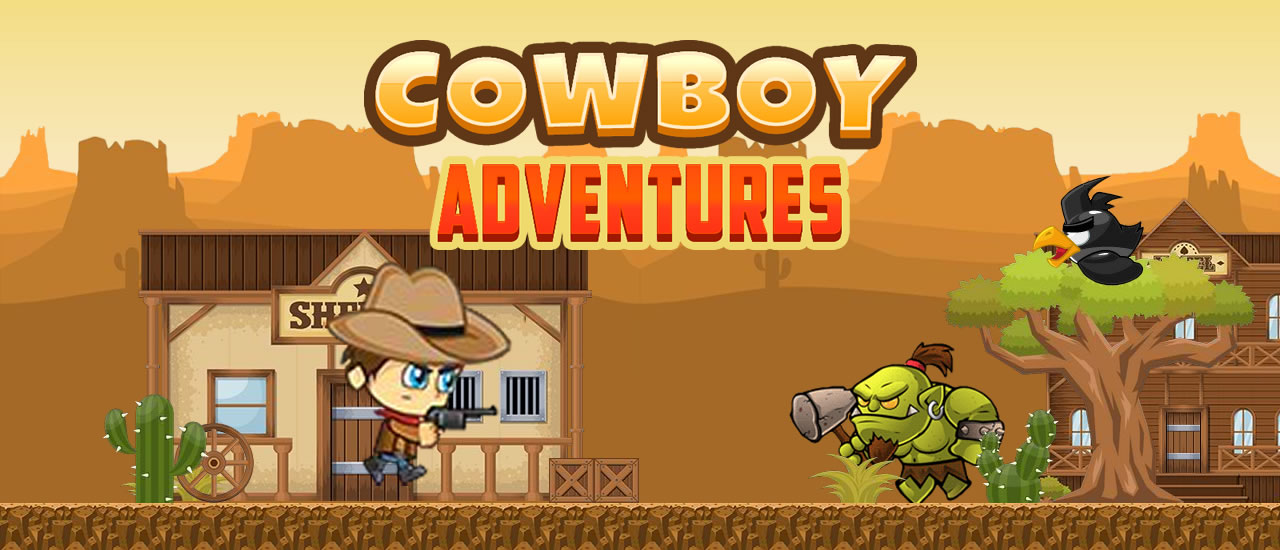 Image بازی ماجراجویی Cowboy Adventures