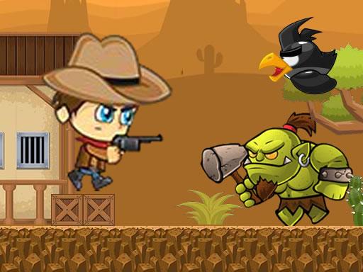 بازی ماجراجویی Cowboy Adventures