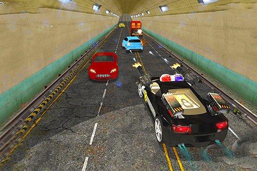 Image بازی آنلاین ماشین پلیس بزرگراه