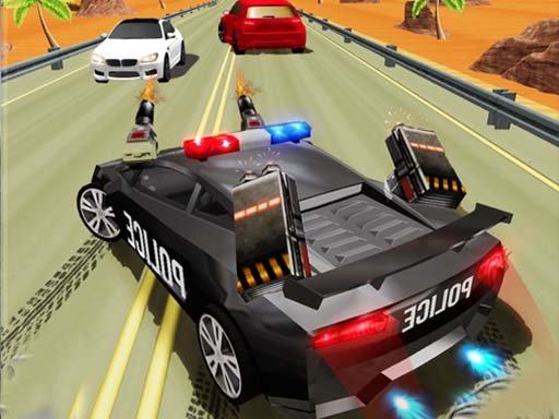 بازی آنلاین ماشین پلیس بزرگراه