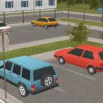 بازی آنلاین پارک کردن parking slot