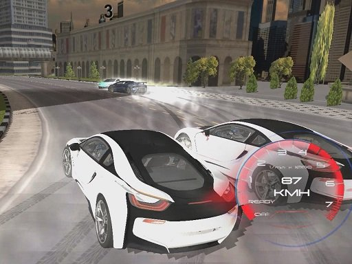 Image بازی آنلاین مهیج رانندگی Supercar Drift Racers Game
