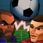 بازی آنلاین فوتبالی Football Heads
