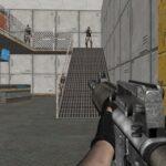 بازی آنلاین تفنگی warfare area