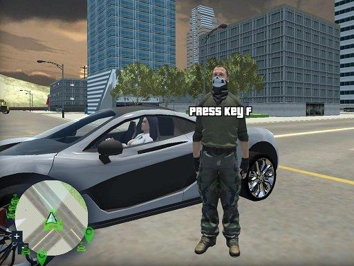 بازی آنلاین GTA