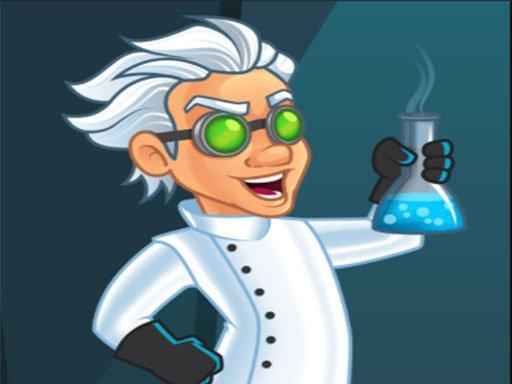 بازی آنلاین دانشمند دیوانه