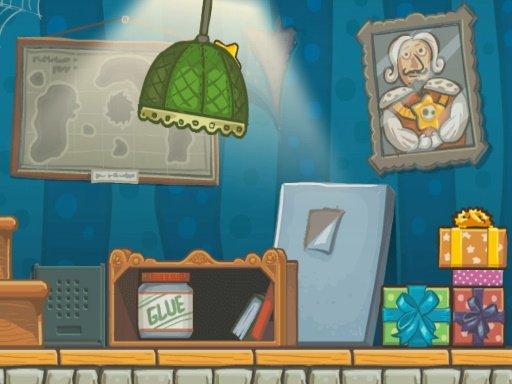 بازی آنلاین سرگرم کننده Find The Candy
