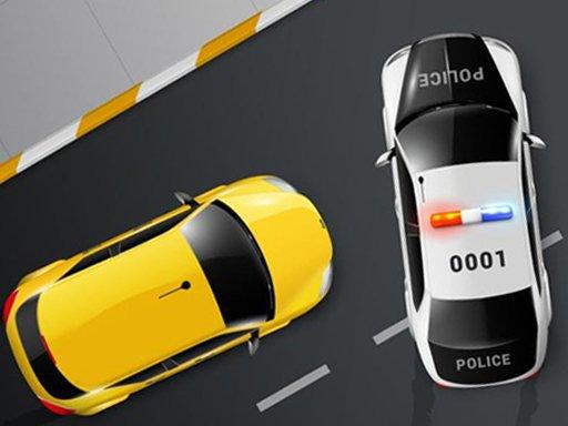 بازی آنلاین رانندگی Police Chase Drifter
