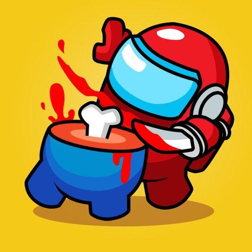 Image بازی آنلاین سرگرم کننده Imposter Galaxy Killer