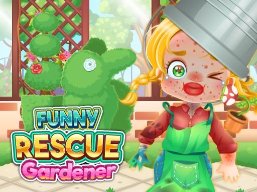 بازی آنلاین دخترانه باغبانی
