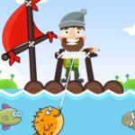 بازی آنلاین اعتیاد آور Happy Fishing