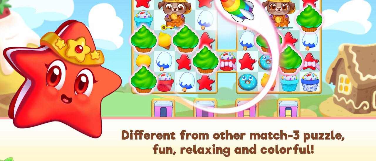 Image بازی آبنبات های رنگی