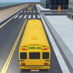 بازی رانندگی School Bus Simulation Master