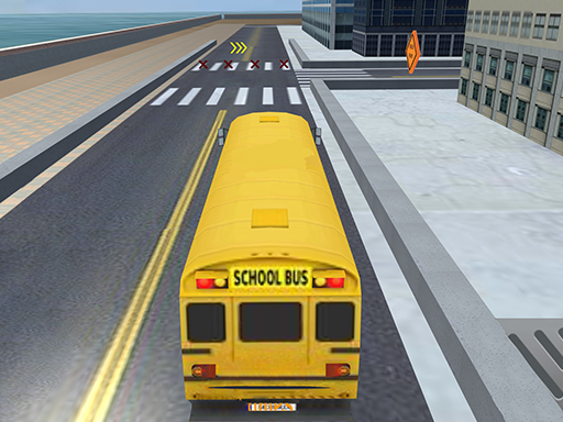 بازی رانندگی School Bus Simulation Master