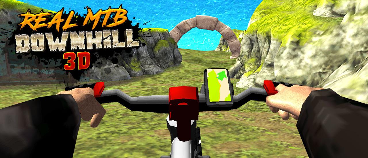 Image بازی آنلاین دوچرخه سواری سه بعدی