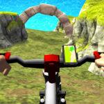 بازی آنلاین دوچرخه سواری سه بعدی
