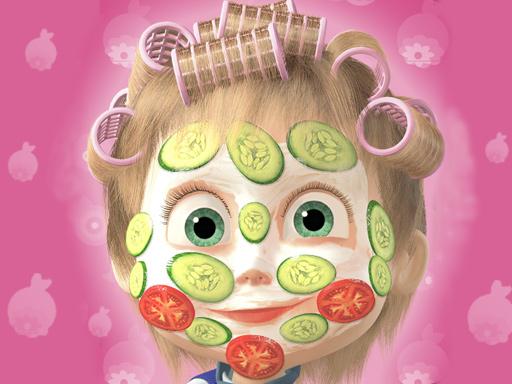 بازی آنلاین دخترانه سالن آرایش زیبایی