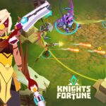 بازی آنلاین دونفره Knights of Fortune