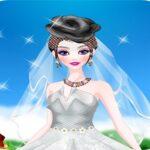 بازی انلاین دخترانه آماده شده برای عروسی