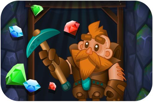 بازی آنلاین پازلی Jewel Dash