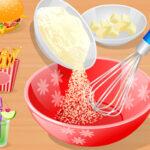 بازی دخترانه آشپری در آشپز خانه آنلاین