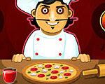 بازی آشپزی پخت پیتزا