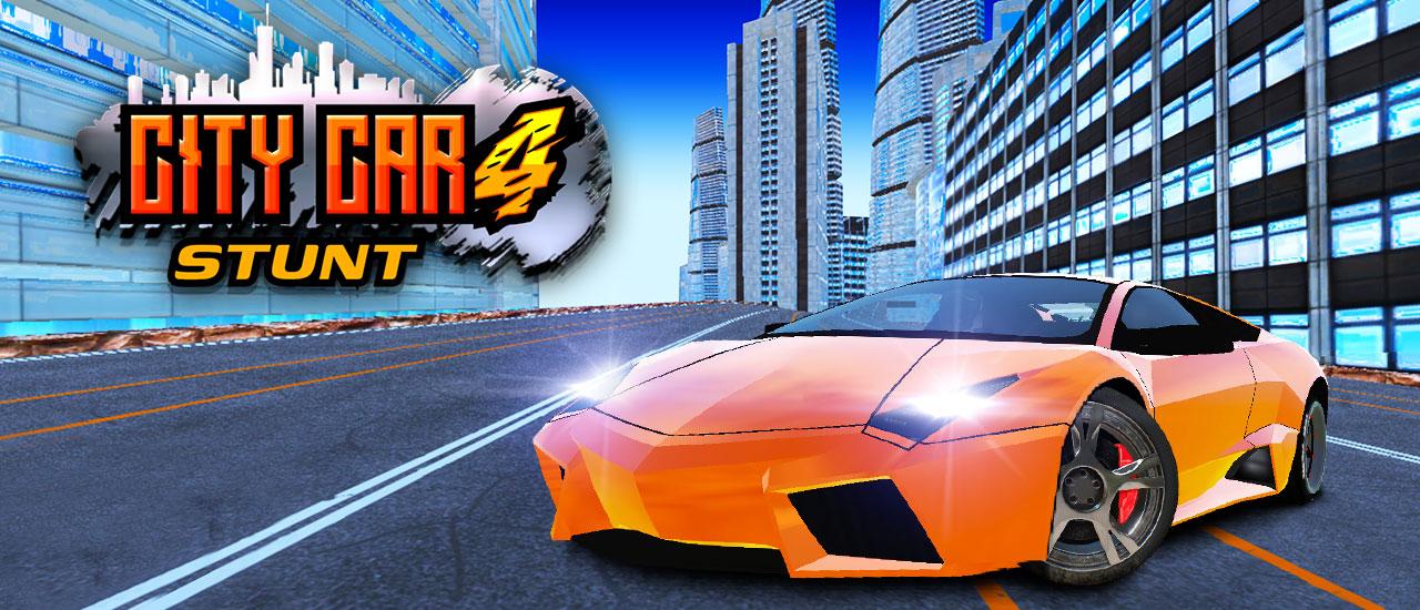Image بازی آنلاین ماشینی City Car Stunt 4