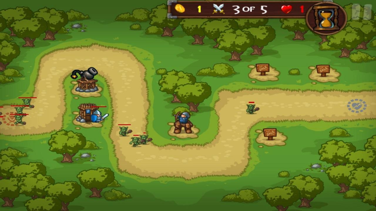 Image بازی استراتژیک دفاع از قلعه
