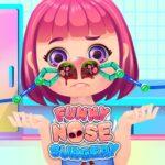 بازی جراحی بینی آنلاین