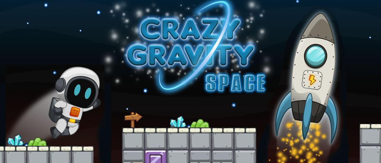 بازی آنلاین سرگرم کننده Crazy Gravity Space