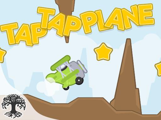 بازی آنلاین سرگرم کننده Tap Tap Plane